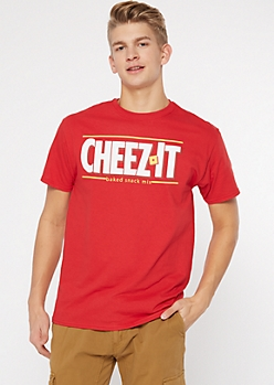 Red Cheez It Graphic Tee