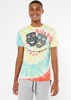 Tie Dye Get It Together Graphic Tee