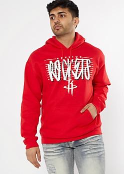Red Rockets NBA Hoodie