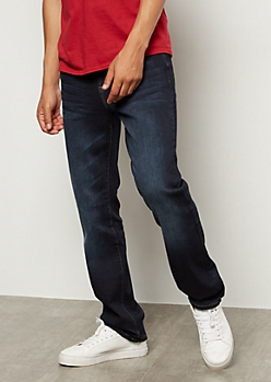 Ultra Flex Dark Wash Bootcut Jeans