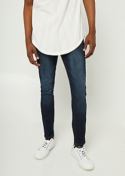 Freedom Flex Dark Wash Super Skinny Jean