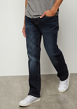 Flex Dark Wash Bootcut Jeans