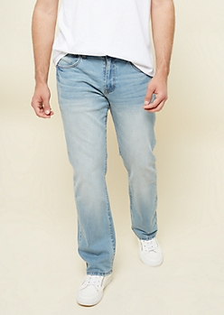 Freedom Flex Light Sandblasted Bootcut Jeans