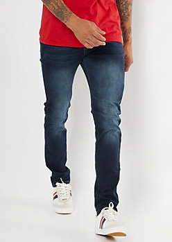 Ultra Flex Dark Wash Super Skinny Jeans