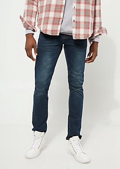 Flex Dark Wash Super Skinny Fit Jeans