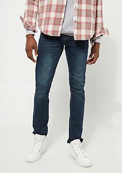 Flex Dark Wash Super Skinny Fit Jeans