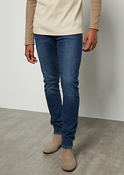 Flex Medium Wash Skinny Jeans