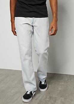 Flex Light Wash Bootcut Jeans