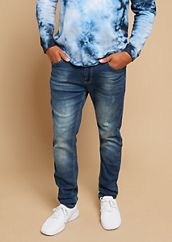Dark Wash Super Skinny Jeans
