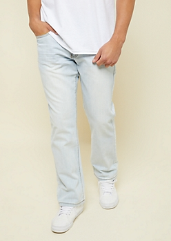 Flex Light Wash Boot Cut Jeans