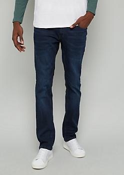 Dark Wash Classic Skinny Jeans