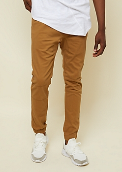 Freedom Flex Camel Gusset Joggers