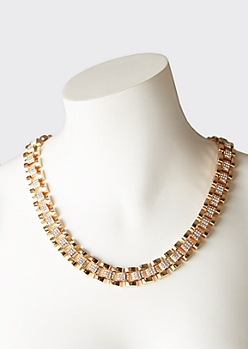 2-Pack Gold Chain Link Set