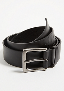Black Hustle Belt
