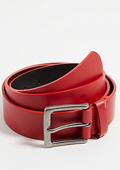 Red Savage Belt