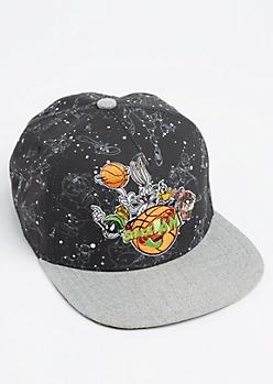 Galactic Space Jam Snapback