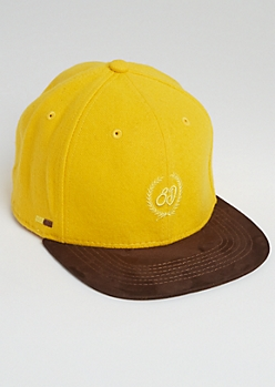 Mustard 8th District Snapback