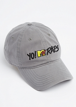 Yo! MTV Raps Dad Hat