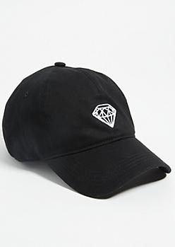 Black Diamond Dad Hat