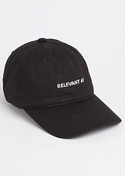 Relevant AF Dad Hat
