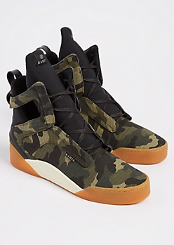 Prism Army Camo Sneakers