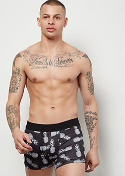 Black Pineapple Active Trunks
