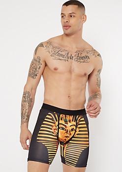 PSD Pharaoh Print Boxers