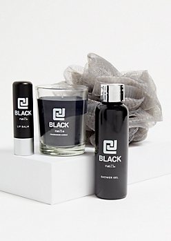 CJ Black Gift Set