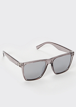 Smoky Square Sunglasses