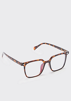 Tortoiseshell Blue Light Readers