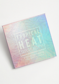 9-Pack Tropical Heat Eyeshadow Palette