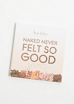 Naked Never Nude Eyeshadow Palette