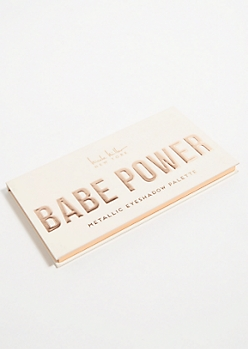 Babe Power Metallic Eyeshadow Palette
