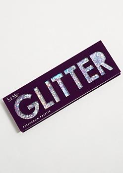 Glitter Velvet Eyeshadow Palette
