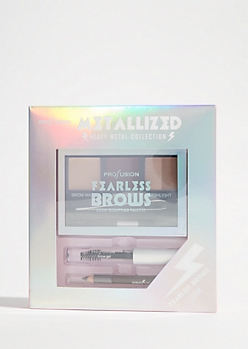 Fearless Brows Eyebrow Kit in Dark
