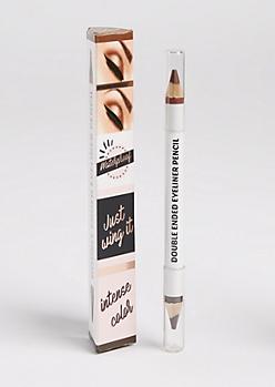 Brown Shimmer Eyeliner Duo
