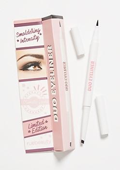 Black Duo Pencil & Liquid Eyeliner