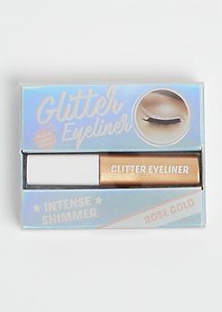 Rose Gold Glitter Eyeliner