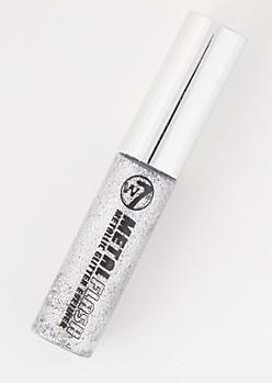 Silver Glitter Liquid Eyeliner