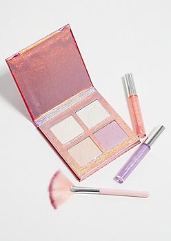 4-Pack Unicorn Dust Beauty Gift Set