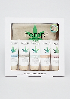 5-Pack Hemp Body Care Gift Set
