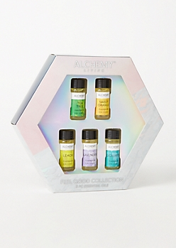 5-Pack Mini Essential Oil Gift Set