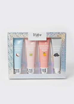 4-Pack Purifying Face Mask Gift Set