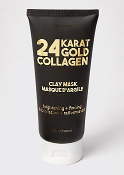 24 Karat Gold Collagen Clay Mask