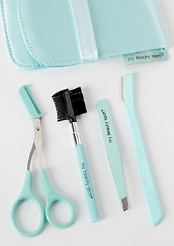 Mint Perfect Brows Travel Kit