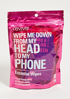 Head to Phone Cleansing Wipes
