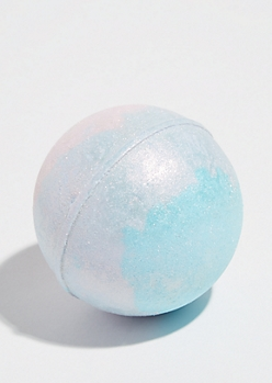 Iridescent Cotton Candy Bath Bomb