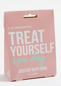 Treat Yourself Rosehip Bath Soak