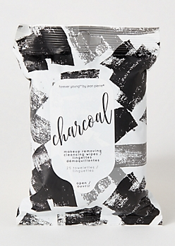Charcoal Cleansing Towelettes
