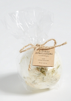 Botanic Everlasting Lily Bath Bomb